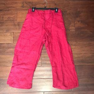 NWT Capri pants